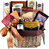 Art of Appreciation Gift Baskets Rise and Shine Good Morning Breakfast Gift Set