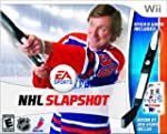 NHL Slapshot Bundle - Wii Bundle Edition