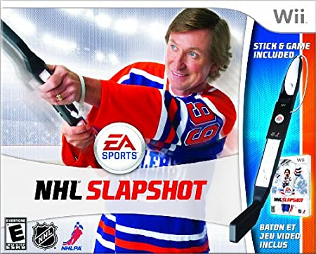 NHL Slapshot Bundle