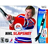 NHL Slapshot Bundle - Wii Bundle Editionby Electronic Arts