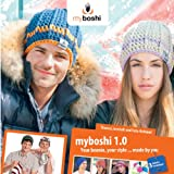 Myboshi 1.0 - Beanie Hat Crochet Designs Book - With 3 labels