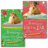 Betty G. Birney Humphrey the Hamster Book Collection 6 title 2 Books. (Surprises According, more adverures according, Holidays According, the world according to Humphrey, friendship according to Humphrey and trouble according to Humphrey)