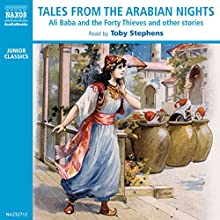 Tales from the Arabian Nights Audiobook by Andrew Lang Narrated by Toby Stephens