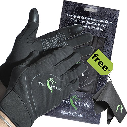 SportyGlove Windproof Breathable Gloves