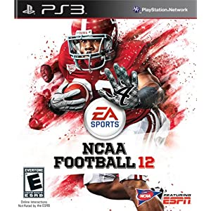 Online Game, Online Games, Video Game, Video Games, PlayStation 3, Xbox, 360, Xbox 360, PS3, Football, All Games, Sports, NCAA Football 12