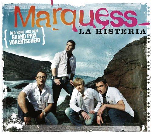 MARQUESS - La Histeria - Zortam Music