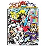 DC Superhero Girls Sparkle Velvet Poster Set