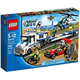 LEGO City Set #60049 Helicopter Transporter