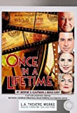img - for Once in a Lifetime (Library Edition Audio CDs) (L.A. Theatre Works Audio Theatre Collections) book / textbook / text book
