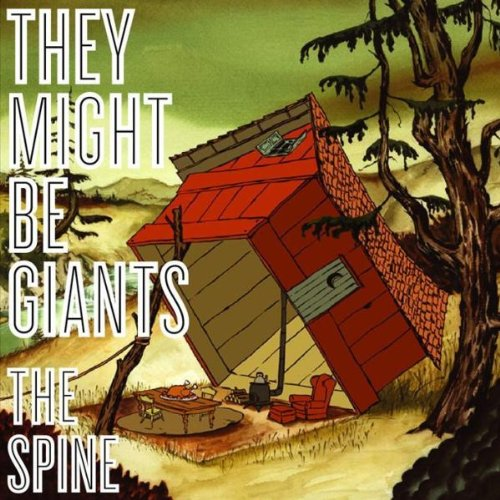 Original album cover of Spine by They Might Be Giants