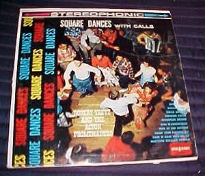 Square Dances With Calls by Robert Treyz and the Acton Promenaders Record Vinyl Album