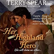 Her Highland Hero: The Highlanders, Book 6 | Terry Spear