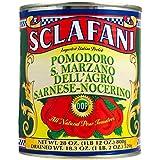 San Marzano DOP Authentic Whole Peeled Plum Tomatoes