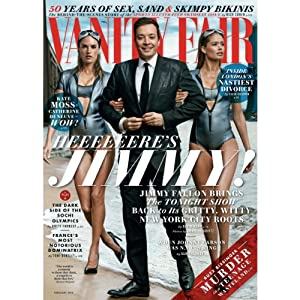 Vanity Fair: February 2014 Issue | [Vanity Fair]