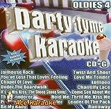 echange, troc Karaoke - Party Tyme Karaoke: Oldies, Vol. 4
