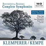 Beethoven / Brahms: Complete Symphonies