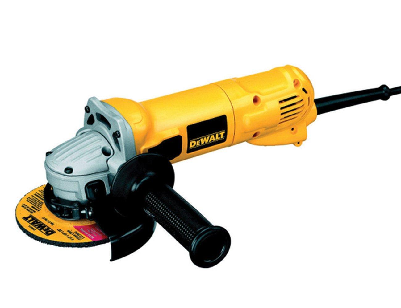 DeWalt D28134 D28134 Professioneller Winkelschleifer 125 mm, 1.100 Watt  BaumarktKundenbewertungen