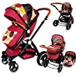 cheap 3 in 1 prams