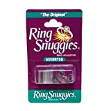 Ring Snuggies Ring Sizer or Assorted Sizes Adjuster Set of Six Per Pack (Tamaño: 1-Pack)