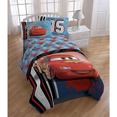 Best Car & Train Comforter Sets For Little Boys Bedroom