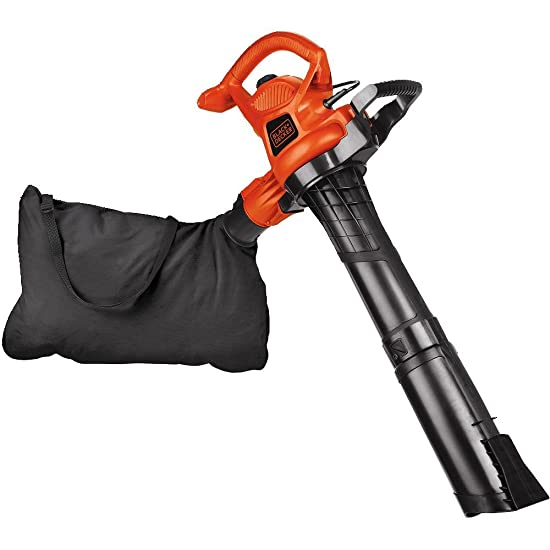 Black & Decker BV5600 Leaf Blower Review