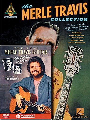 Merle Travis Guitar Pack: The Merle Travis Collection / the Real Merle Travis Guitar