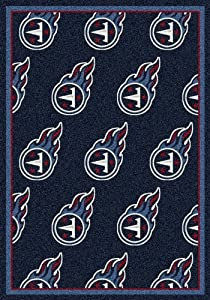 Milliken My Team Rugs - NFL - Tennessee Titans - Repeat (Alt) 7