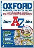 A-Z City of Oxford Map (Street Atlas)