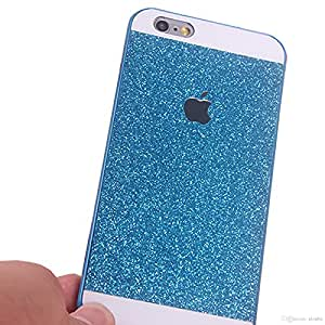 Fonixa shiny back cover for Apple iPhone 6/6s Blue