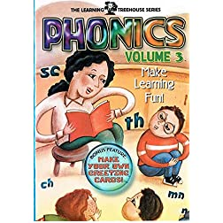 The Learning Treehouse: Phonics - Volume 3