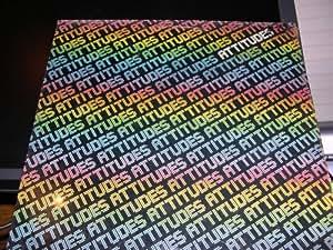 Attitudes self titled LP Vinyl Album 1976 ORIGINAL RECORDING Dark Horse Records