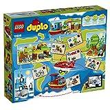 LEGO Duplo 10805 - Einmal um die Welt hergestellt von LEGO