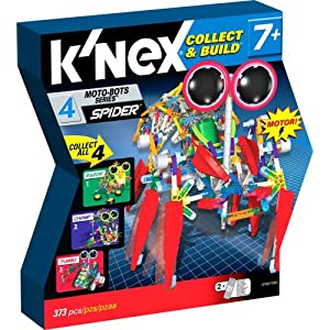 Knex Turbo Moto Bots Series