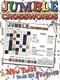 Jumble Crosswords: A New Twist on an Old Favorite (Jumbles) (1572433477) by Tribune Media Services