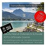 Deutschland �sterreich Schweiz TOPO -...