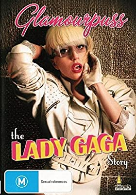 Glamourpuss - The Lady Gaga Story DVD