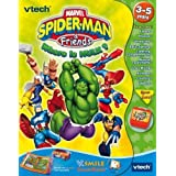 VTech V.Smile Smartbook - Marvel Spider-Man and Friends: Where&amp;#39;s the Hulk? (Software Cartridge)