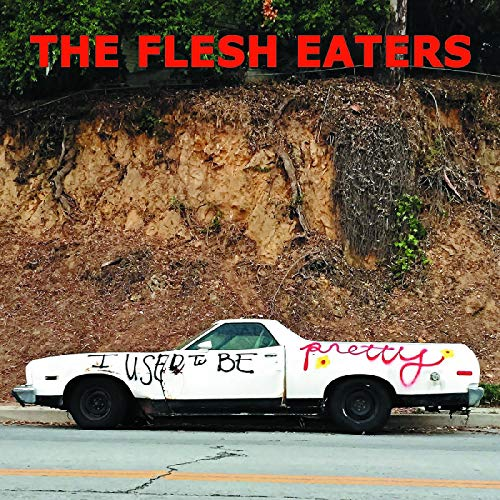 Cassette : Flesh Eaters - I Used To Be Pretty (Cassette)