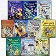 Valerie Thomas Winnie The Witch 10 Books Bundle Collection With Bag (Winnie's Dinosaur Day (Winnie the Witch), Winnie's Amazing Pumpkin (Winnie the Witch), Winnie's Midnight Dragon (Winnie the Witch), Winnie the Witch, Winnie's Flying Carpet (Winnie the Witch), Winnie Flies Again (Winnie the Witch), Winnie's Magic Wand (Winnie the Witch), Winnie's New Computer (Winnie the Witch), Winnie in Space, Winnie's Pirate Adventure (Winnie the Witch))