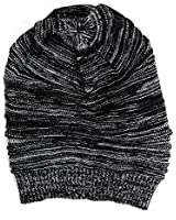 ISASSY® UK Seller Unisex Women Mens Knitted Knit Winter Warm Ski Crochet Slouch Hat Cap Beanie Candy color