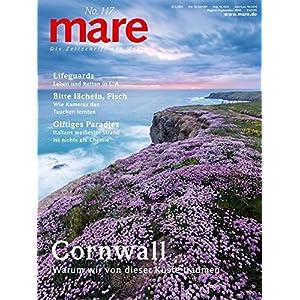 mare - Die Zeitschrift der Meere / No. 117 / Cornwall