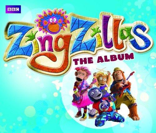 CD : ZINGZILLAS - Album (CD)