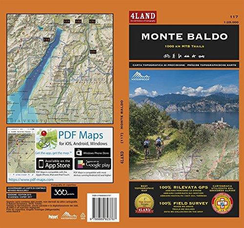monte-baldo-1000-km-mtb-trails-carta-escursionistica-125000-ediz-italiana-inglese-e-tedesca