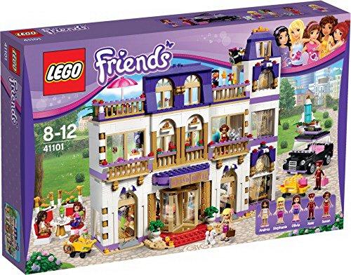 LEGO Friends 41101 Heartlake Großes Hotel, 1