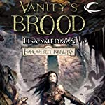 Vanity's Brood: Forgotten Realms: House of Serpents, Book 3 (       UNABRIDGED) by Lisa Smedman Narrated by John Pruden