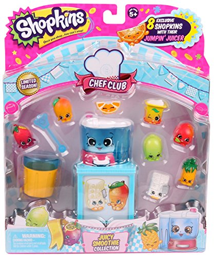 Shopkins Chef Club Juice Pack (Collects Juices compare prices)