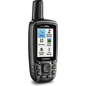 Garmin GPSMAP 64st Worldwide Handheld GPS with 1 Yr. Birdseye ... on