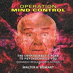 Operation Mind Control Audiobook