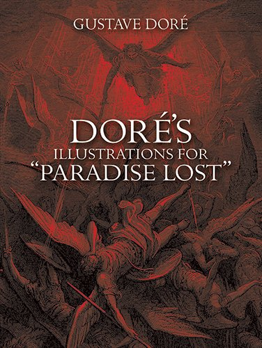 Dor's Illustrations for 'Paradise Lost'