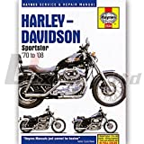 Haynes Manual 2534 for Harley Davidson XL1200C Sportster 2006